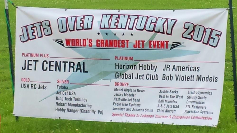 Banner KY Jets
