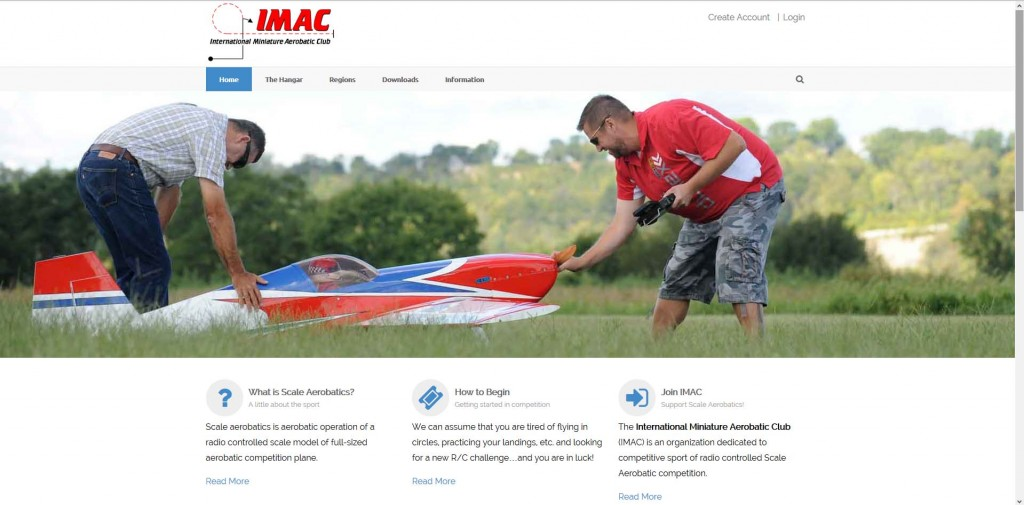 Jeff M - IMAC Website