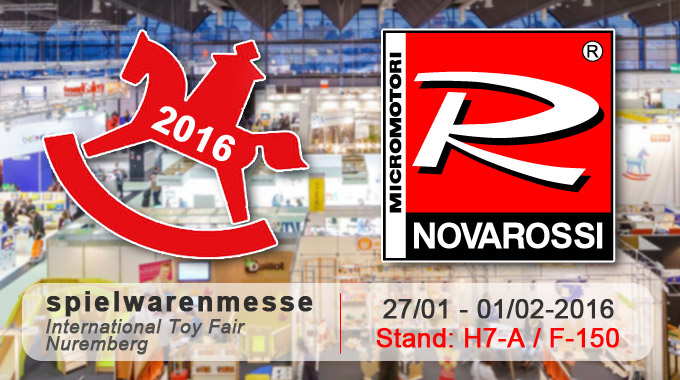 012116 - Nuremberg Toy Fair