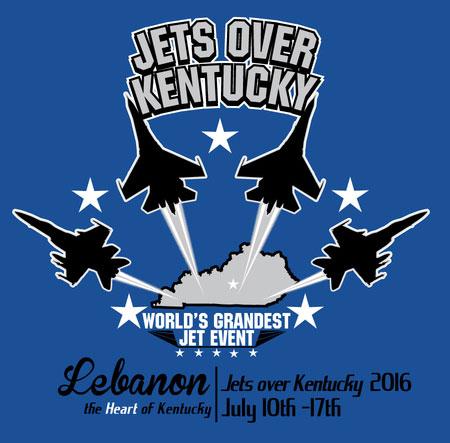 Jets Over Kentucky