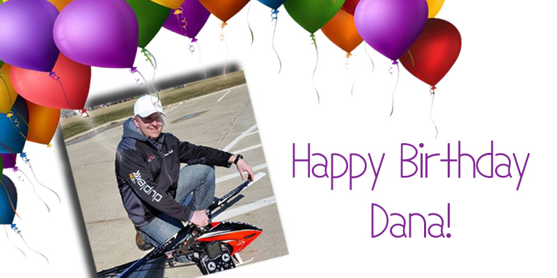 Happy Birthday Dana