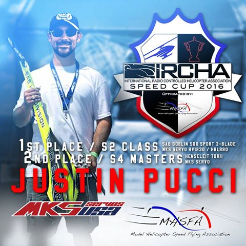 Justin Speed Cup